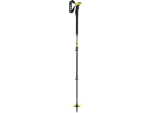 LEKI Aergon 3 Ski touring-sauvat, anthracite/white/neon yellow